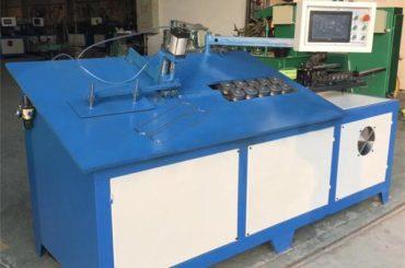 2D CNC: n automaattinen teräslanka taivutuskone