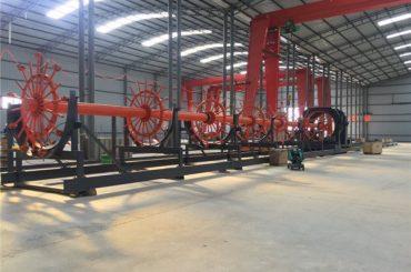 Rakennustankojen hihnapyörähitsauskoneen sahaushitsaus ISO: n kanssa